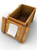 Empty-crate